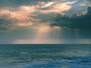 Rays of Sunset