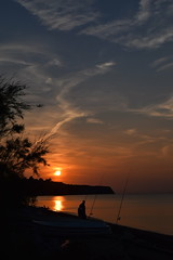 Thessaloniki, Greece. (fil_____) Tags: sky sunset autumn nature outdoor landscape shilouettes ngc thessaloniki agiatriada peraia neoiepivates sea seafront seascape colours sun dusk makedonia greece nikon nikond3300 νικον θεσσαλονικη ελλαδα ηλιοσ ηλιοβασιλεμα χρωματα φθινοπωρο θαλασσα ουρανοσ μακεδονια περαια αγιατριαδα νεοιεπιβατεσ macedoniagreece timeless macedonian macédoine mazedonien
