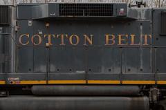 Rust Belt (Jake Branson) Tags: train railroad cotton belt ssw saint louis southwestern emd gp60 locomotive mo missouri up 1963