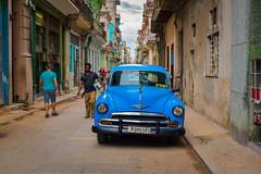 Streets of Habana (Six Seraphim Photographic Division) Tags: miguelsegura cuba havana habana nikon d750 travel caribbean island historical cuban libre