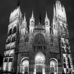 Rouen Cathedral Light Show Sept 2017 Panorama 1 thumbnail