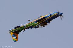 5717 Forca Aerea Brasileira (Thiago Pereira Machado) Tags: fab baan eda e314 emb314 embraer a29a fumaca esquadrilhadafumaça