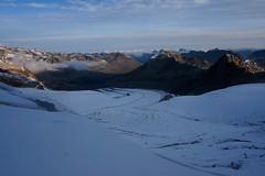 _DSC3054 (farix.) Tags: alpen alps alpy schweiz switzerland szwajcaria trekking treking grat grań piz palu bernina berninagruppe gletscher lodowiec śnieg snow schnee