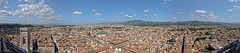 View from Brunelleschi's Dome (Daniel H. Lewis) Tags: city florence italy town blue brunelleschis dome fujifilm fuji fujinon xt2 16mm firenze cityscape xf16mmf14 r wr