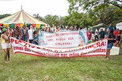 _DSC9260 (Radis Comunicação e Saúde) Tags: 13ª edição do acampamento terra livre atl movimento povos indígenas dos nenhum direito menos revista radis 166 13º comunicação e saúde