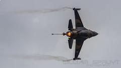 F-16 SoloTürk 88-0032 (william.spruyt) Tags: sanicole aviation aeroplane f16 soloturk belgium turkey fighter jet aircraft