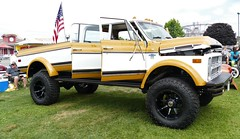 Award winner (bballchico) Tags: awardwinner goodguys carshow pickuptruck crewcab chevrolet