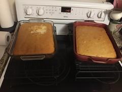 Cake Layering (splinky9000) Tags: my happy birthday colin clark 92217 september 22nd 2017 kingston ontario 18th cake layers baking