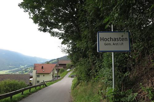 Wanderung zur Hochasteralm