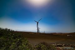 Parco eolico (Los valles) (Silver_63) Tags: vento canarie lanzarote spagna atlantico mare eolico