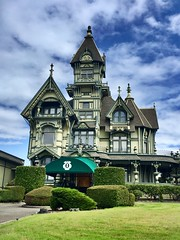Carson Mansion (followmychallenge) Tags: