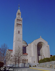 Basilica of the National Shrine of the Immaculate Conception (mobycat) Tags: church basilica national shrine immaculate conception roman catholic washington dc