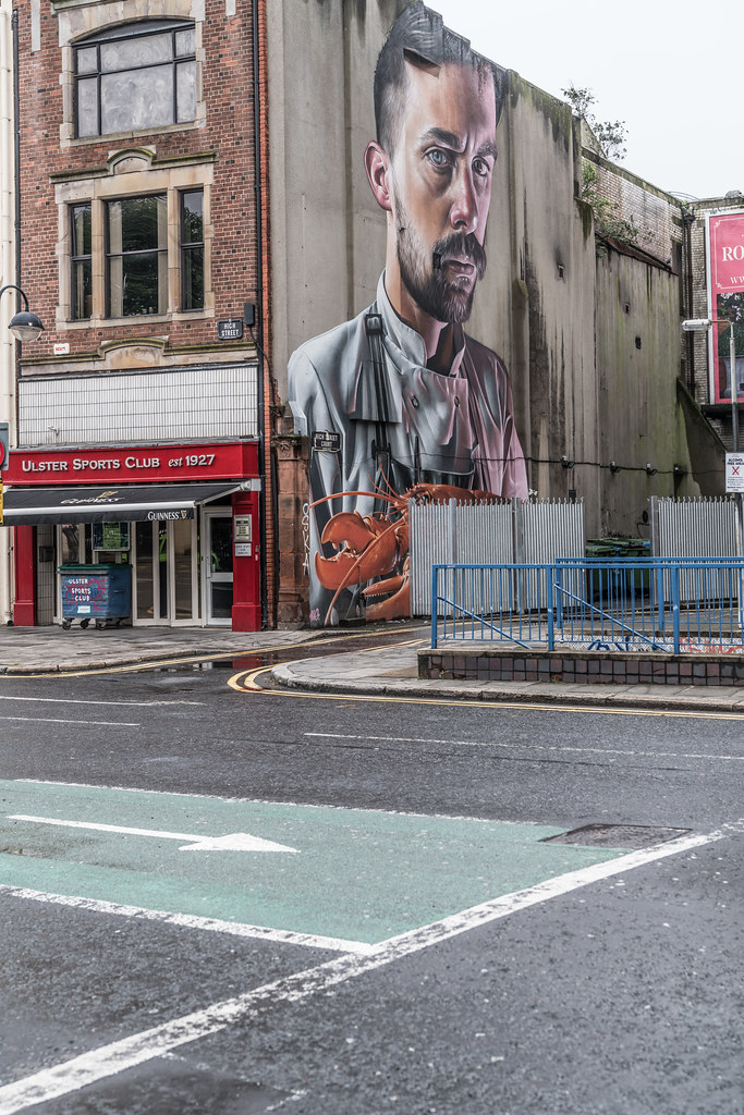 EXAMPLES OF URBAN CULTURE IN BELFAST [STREET ART AND GRAFFITI]-132926