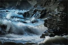 Heavy Seas Tolaga Bay (elpedro1960) Tags: tolaga bay new zealand east cape gisborne seas surf waves rocks seascape