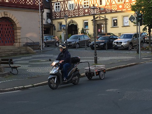 Motorrollerrocker