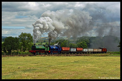 No 3694 Whiston No 3839 No 7 Wimblebury  14th July 2017 Foxfield Railway Summer Steam Gala (Ian Sharman 1963) Tags: hunslet engine company austerity 060st no 3694 whiston 3839 7 wimblebury 14th july 2017 foxfield railway summer steam gala colliery dilhorne park station rail railways train trains loco locomotive passenger freight heritage line caverswall road