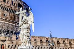 IMG_9590-M (LuminiMattia) Tags: rome roma italia italy faith panoramic monument monuments history sanpietro città del vaticano vatican city ancient beauty beautifull light sky colosseum colors