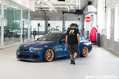 T+C BMW Photoshoot