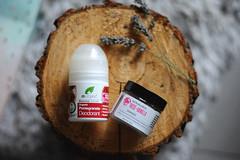 Natural deodorants (wasmonia) Tags: naturalcosmetics deodorant natural