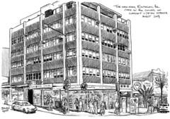 2017-08 Liardet St (gnyp) Tags: liardet street new plymouth zealand taranaki sketch drawing gnyp art
