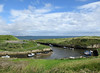 Seaton Sluice harbour view 4th August (DavidWF2009) Tags: northumberland seatonsluice harbour boats lowtide