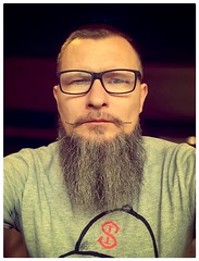 2017. Lviv. Ukraine (bobobahmat) Tags: beard glasses men man color portrait people ukraine life lviv 2017