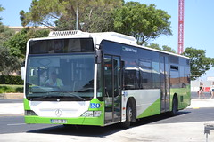 Malta Public Transport BUS383 (Will Swain) Tags: san ġiljan malta 25th june 2017 buses transport travel maltese vehicle vehicles county country english island mpt valletta bus station public bus383 383