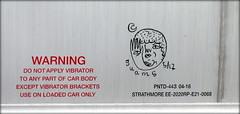 guams (timetomakethepasta) Tags: guams moniker freight train graffiti art grainer benching selkirk new york photography warning
