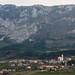 Cidades nos pés dos Alpes Julianos