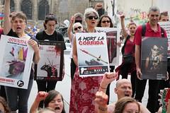 P1020688 (www.deshommesetdesanimaux.fr) Tags: corrida anticorrida nocorrida stopcorrida barbarie cruauté paris 269lifefrance