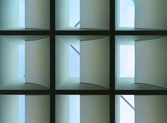 Ceiling baffles (Tim Ravenscroft) Tags: ceiling baffles goemetric clarkinstitute hasselblad hasselbladx1d x1d