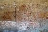 DSC07697 - NAMIBIA 2017 (HerryB) Tags: 2017 southafrica afrique afrika namibia namib südwest sonyalpha77 sonyalpha99 tamron alpha sony bechen heribert heribertbechen fotos photos photography herryb ameib camping gästehaus accomodation guesthouse erongogebirge erongo rhinozeros schutzgebiet rockart rockpaintings peintres rupestres san zeichnungen felszeichnungen höhlenmalerei paintings bushmen buschmänner dstretch harman jon jonharman enhance falschfarben restauration digitalenhanced enhancement verwitterung granit granite weathering rhinosanctuary phillipscave philipscave halbhöhle überhang höhle abbébreuil