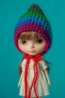 Crocheted Pixie Gnome Hats!