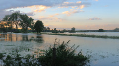 Land unter... (Angelika S.) Tags: neustadtamrübenberge flood