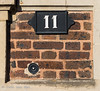 Number Eleven (Ivan van Nek) Tags: grandest 10 ruedesbastrevois troyes aube france nikond7200 nikon d7200 frankreich frankrijk 11 street downingstreet11