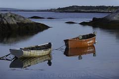 peggy's cove (Steve Courson) Tags: peggyscove novascotia stevecourson boats