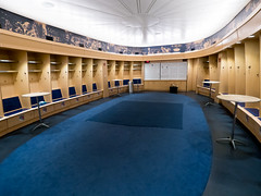 Rangers Changing Room