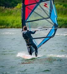 My first Kite-surfing shoot (m3dborg) Tags: kitesurfer kite surfer windsurfing watersports water sport actionsport sail