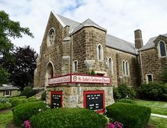 Let your heart be good soil. (e r j k . a m e r j k a) Tags: pennsylvania butler saxonburg church village signs pa228 erjk stluke lutheran explore