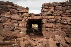The entrance passage