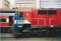 N453 Spencer St (tommyg1994) Tags: wcr west coast railway warrnambool emd s b a p class victorian railways vr freight australia r steam engine t s300 s302 s311 b61 b76 r711 t363 t385 ballarat spencer street b80 b65 n vline murraylander