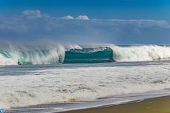 Storm (bffpicturesworld) Tags: bigwave ocean storm cyclone swell landscape sand green blue reunionisland iledelareunion impact water liquid