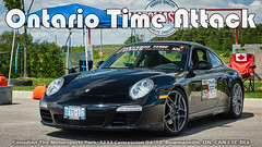 Ontario Time Attack 2017 - Round 3 (chaozbanditfoto) Tags: bowmanville ontario canada ontariotimeattack porsche 911 997 carrera 911carrera