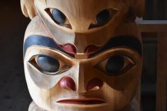 Totem Park (thomasgorman1) Tags: wood carving native totem park alaska ketchikan nikon traditional potlatch clan tribe cedar mythology myth preservation history historic