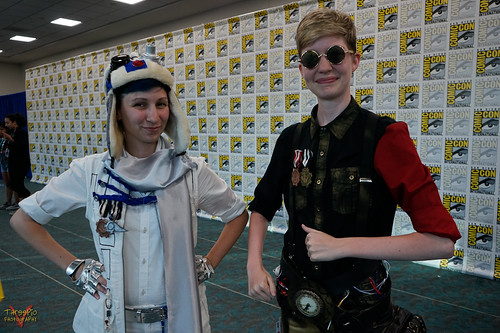 San Diego Comic Con 2017 Cosplay