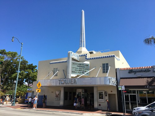 Tower Theater Little Havana Calle Ocho