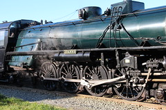 Jb 1236 running gear (AA654) Tags: jb loco locomotive 1236 mainline steam new zealand mangatainoka