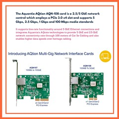 AQUANTIA 5 GBE CARDS OFFERED IN DELL WORKSTATION-3 (anushreecharvarthy) Tags: aquantia aqtion aqn108based 5 gbe cards network interface adapter nic 1 gbps 25 pcie 30 x4 slot enterprise gaming home networking client pcs workstations intel's 10 x540 card ethernet dell precision t7610 workstation rentalindia