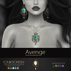 Precious and Special like you... ([Avenge]) Tags: avenge avengeaccessories accessories treschic realisticjewels naturalstones