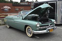 1949 Mercury Convertible (Neal D) Tags: bc abbotsford abbotsfordcarshow car convertible auto automobile mercury merc 1949